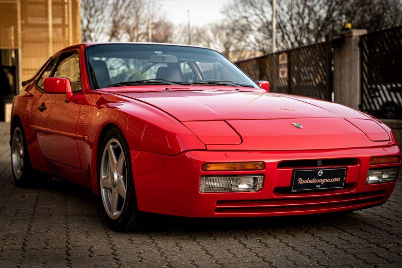 1988 Porsche 944 Turbo S Spec 62097