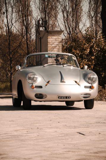 "1963 Porsche 356 C 1600 Cabrio ""Reutter"" 66528"