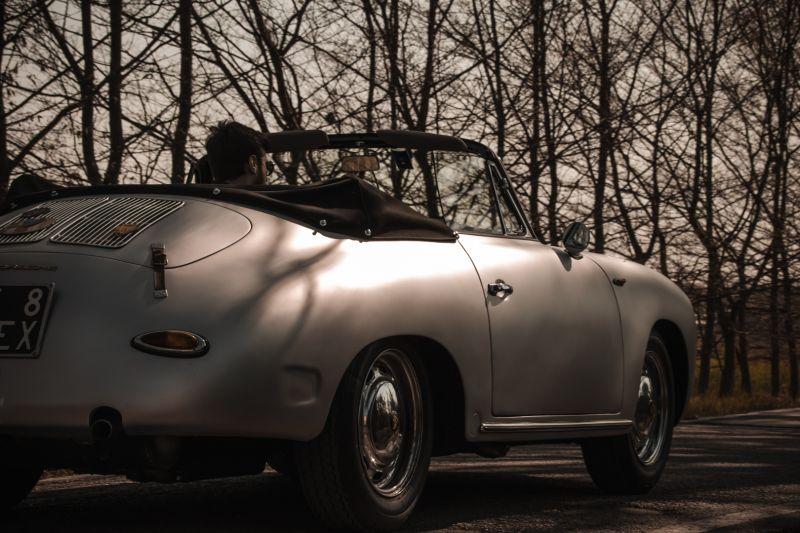 "1963 Porsche 356 C 1600 Cabrio ""Reutter"" 66524"