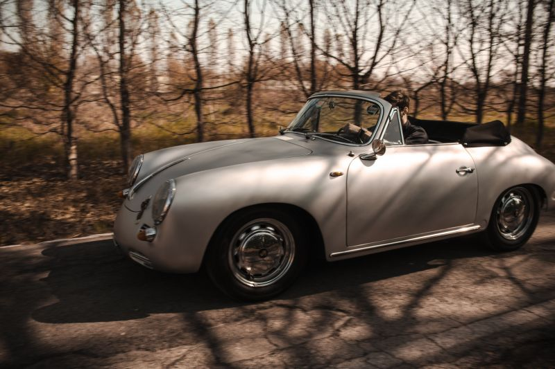 "1963 Porsche 356 C 1600 Cabrio ""Reutter"" 66554"