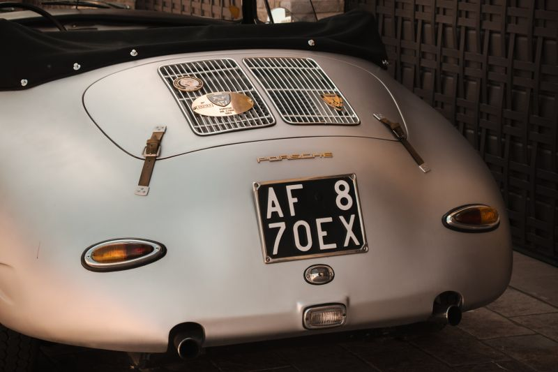 "1963 Porsche 356 C 1600 Cabrio ""Reutter"" 66523"