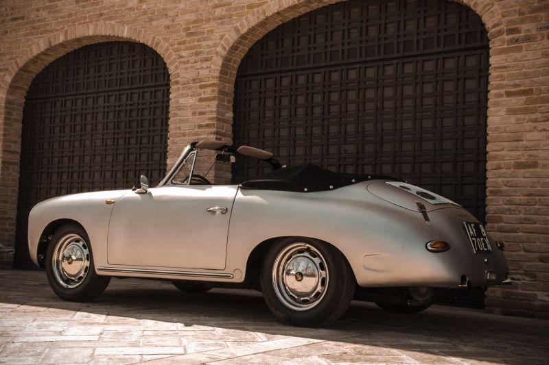 "1963 Porsche 356 C 1600 Cabrio ""Reutter"" 66522"