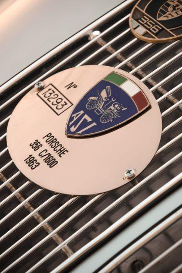 "1963 Porsche 356 C 1600 Cabrio ""Reutter"" 66543"