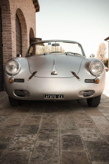 "1963 Porsche 356 C 1600 Cabrio ""Reutter"" 66519"