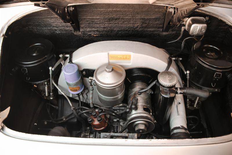 "1963 Porsche 356 C 1600 Cabrio ""Reutter"" 66533"