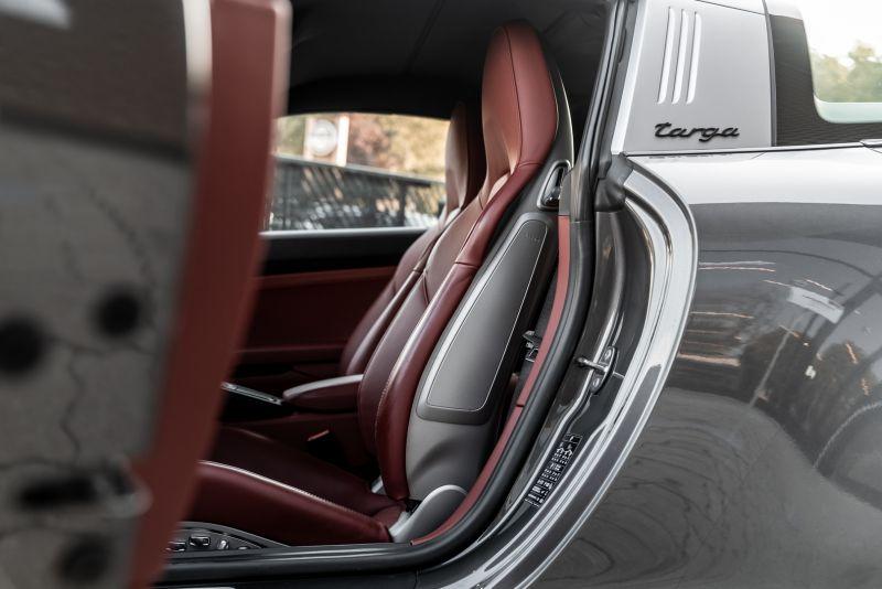 2018 Porsche 911 Targa 4 GTS 85323