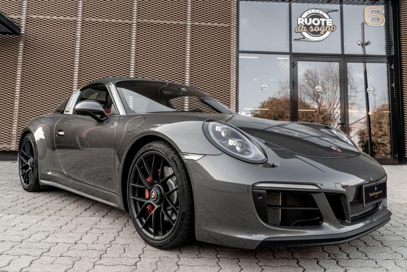 2018 Porsche 911 Targa 4 GTS 85270