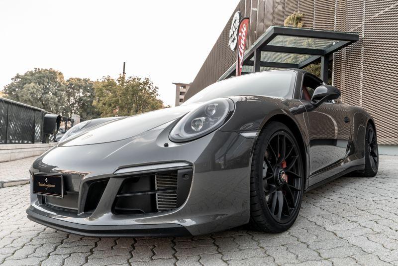 2018 Porsche 911 Targa 4 GTS 85267