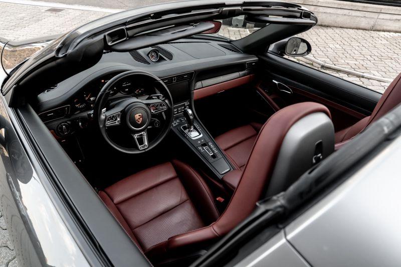 2018 Porsche 911 Targa 4 GTS 85306