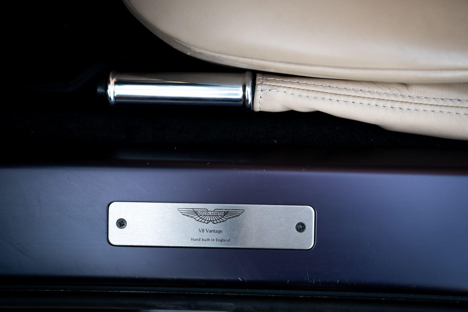 2008 Aston Martin 4.3 V8 Vantage Roadster N400 82814
