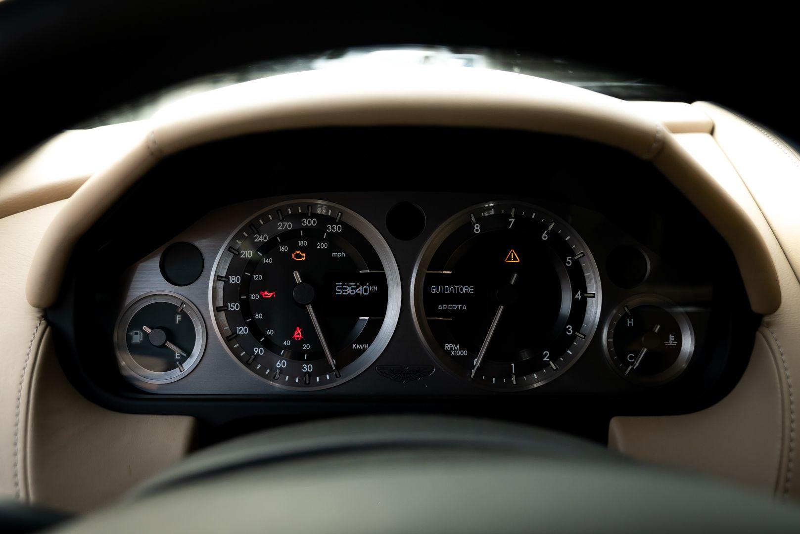 2008 Aston Martin 4.3 V8 Vantage Roadster N400 82819