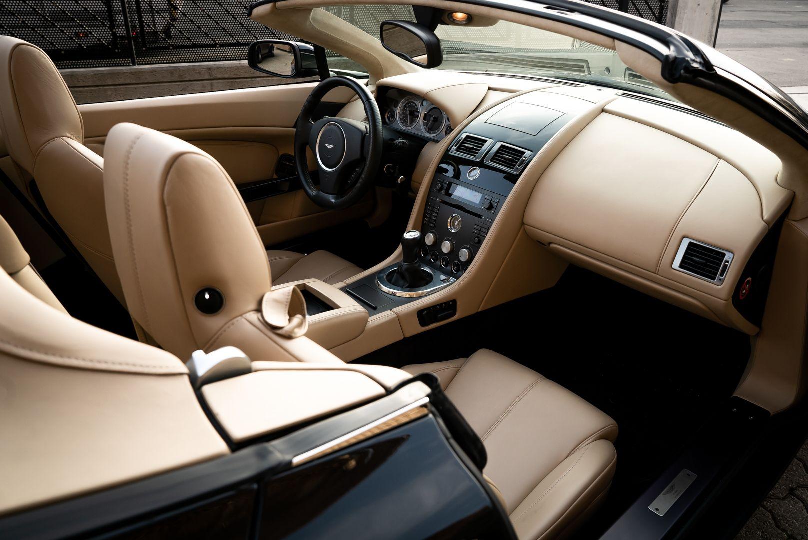 2008 Aston Martin 4.3 V8 Vantage Roadster N400 82824