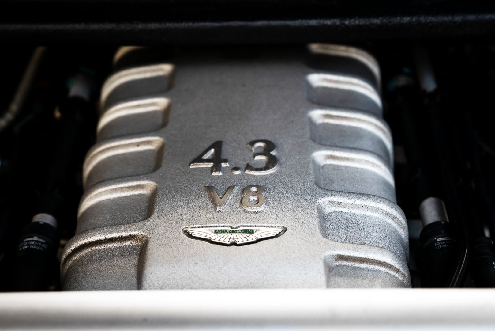 2008 Aston Martin 4.3 V8 Vantage Roadster N400 82812