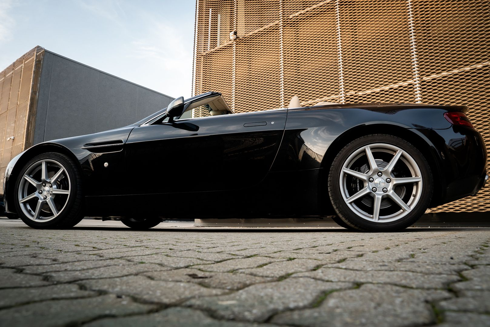 2008 Aston Martin 4.3 V8 Vantage Roadster N400 82808
