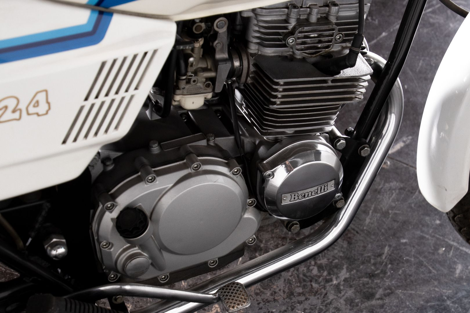 1983 Benelli 124 Sport 74284