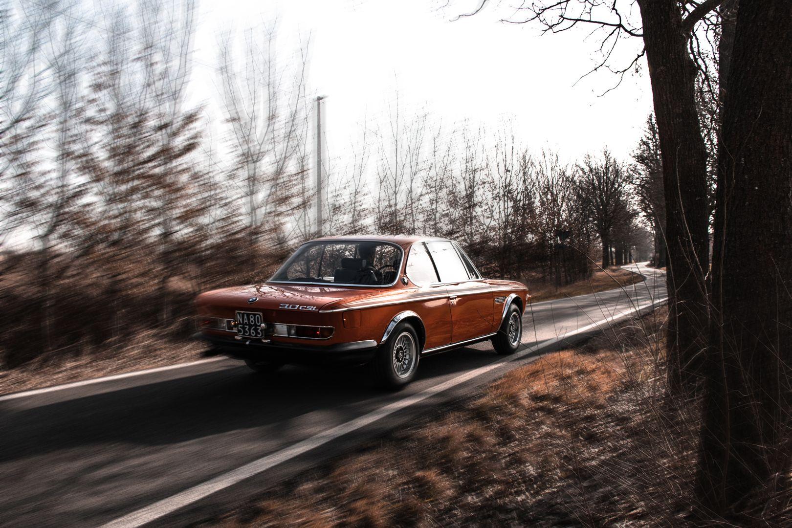 1971 BMW 3.0 CSL 62410