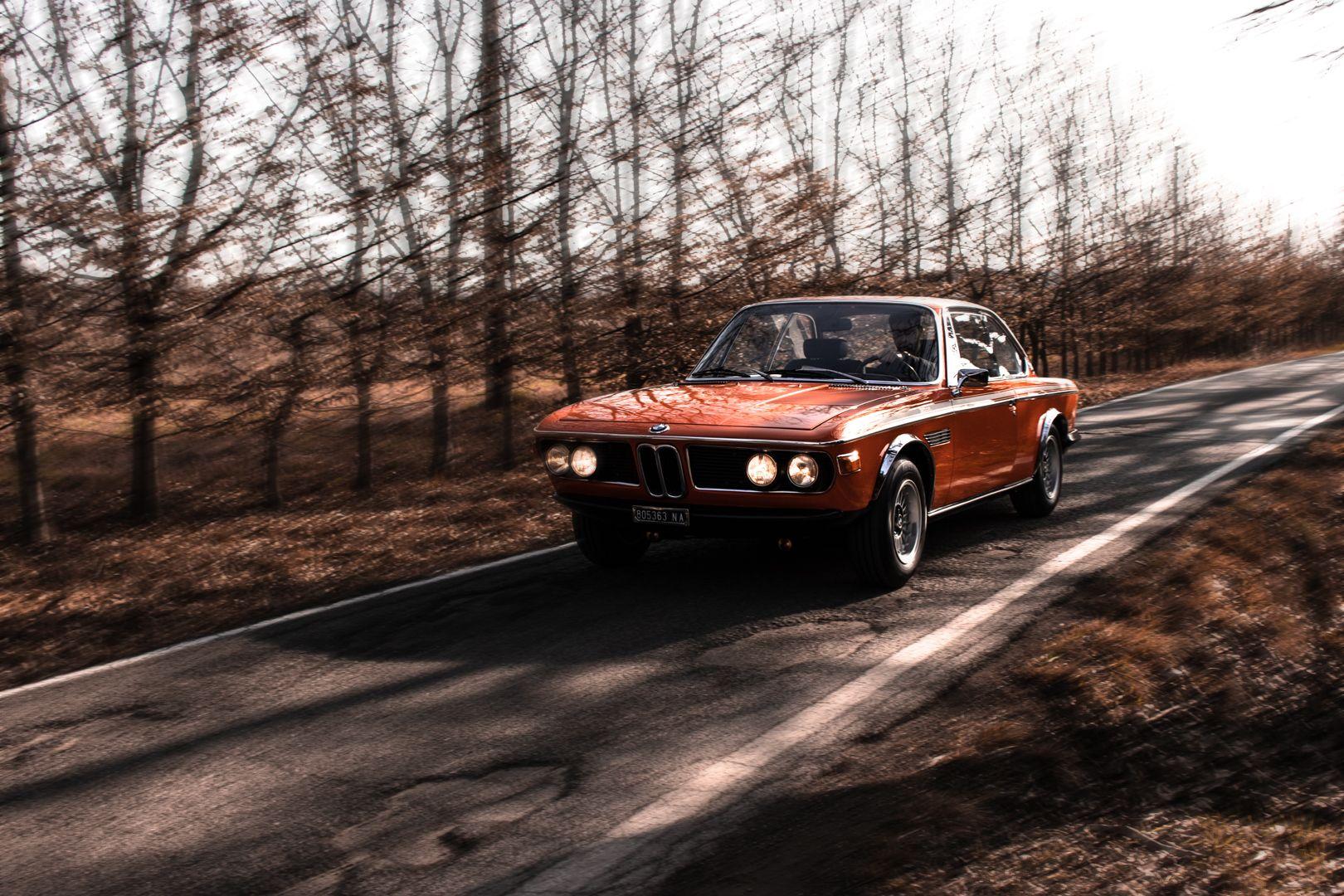 1971 BMW 3.0 CSL 62412