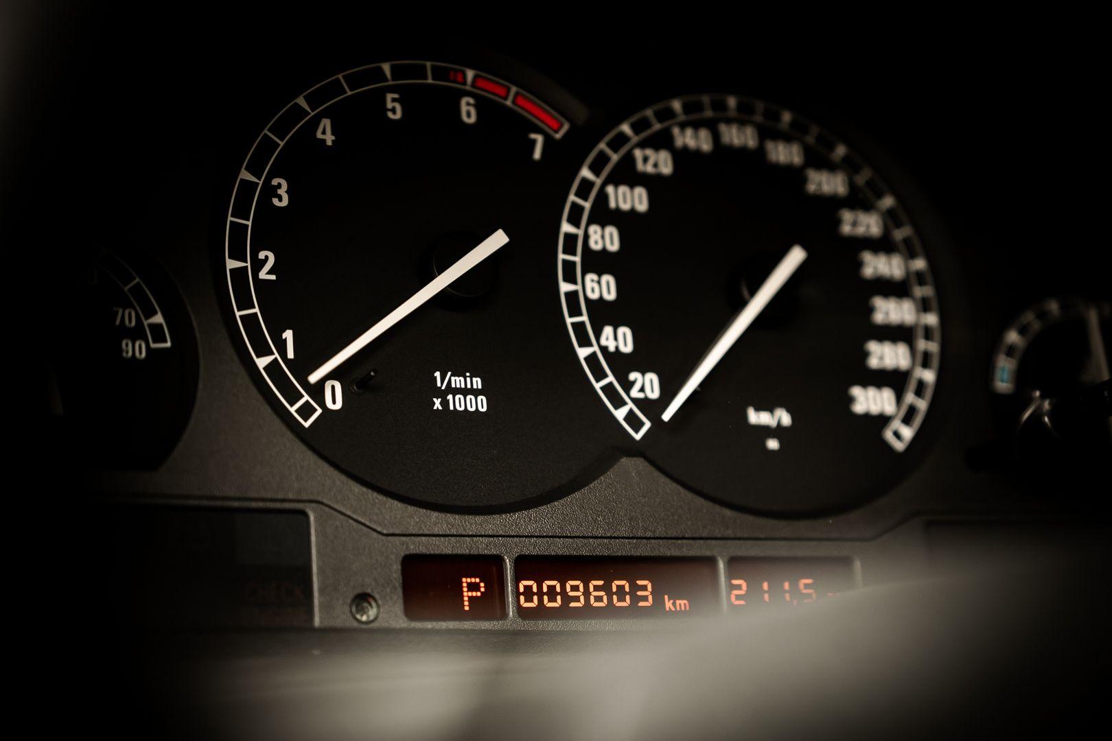 1997 BMW 850 Ci 62669