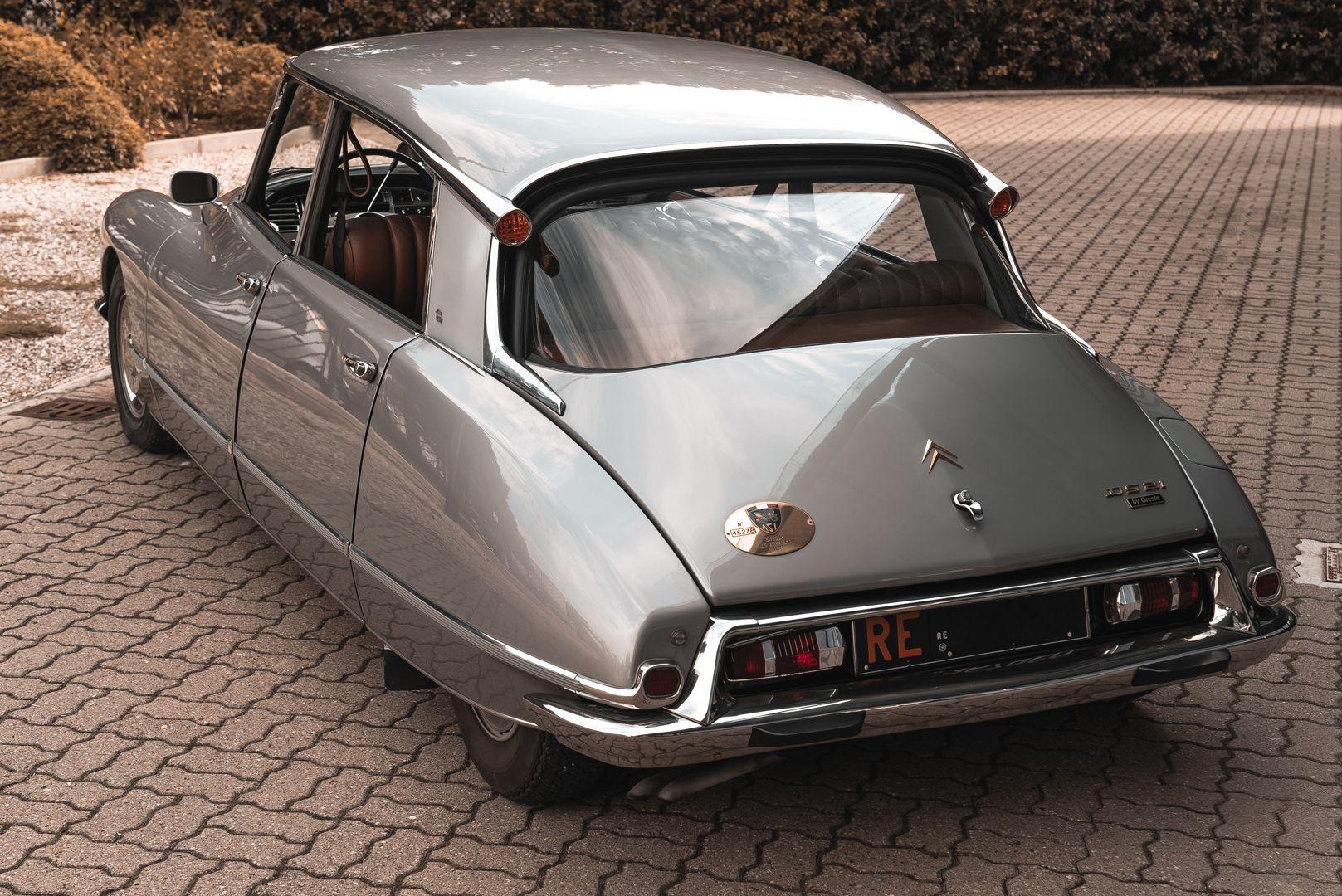 1967 Citroen DS 21 Pallas 80882