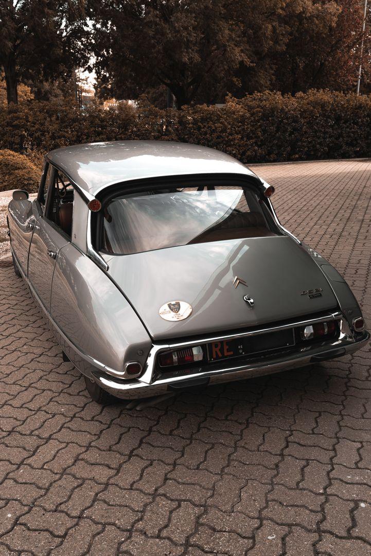 1967 Citroen DS 21 Pallas 80883