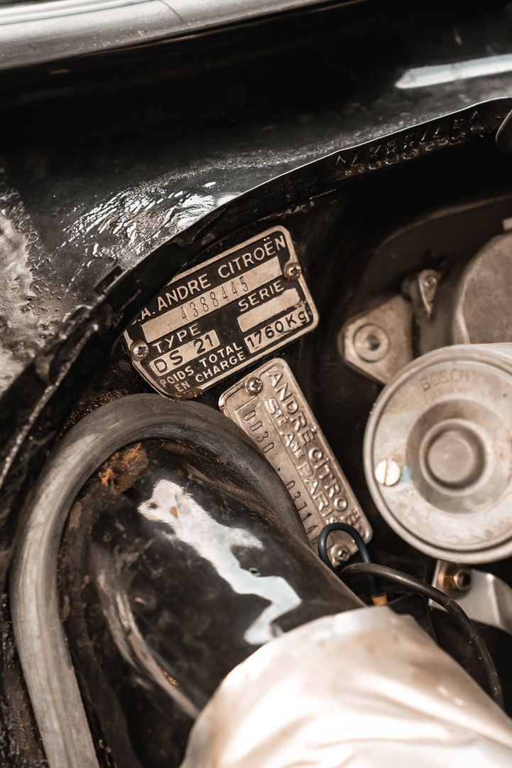 1967 Citroen DS 21 Pallas 80938