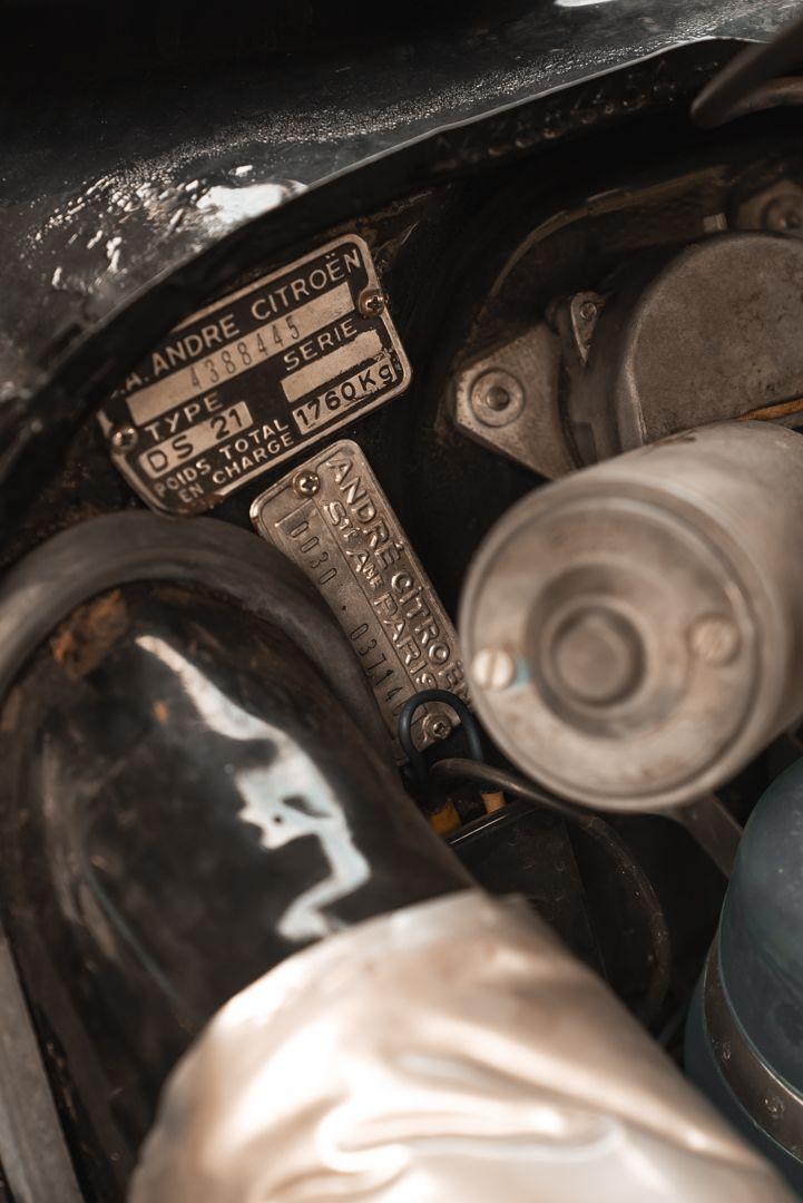 1967 Citroen DS 21 Pallas 80937