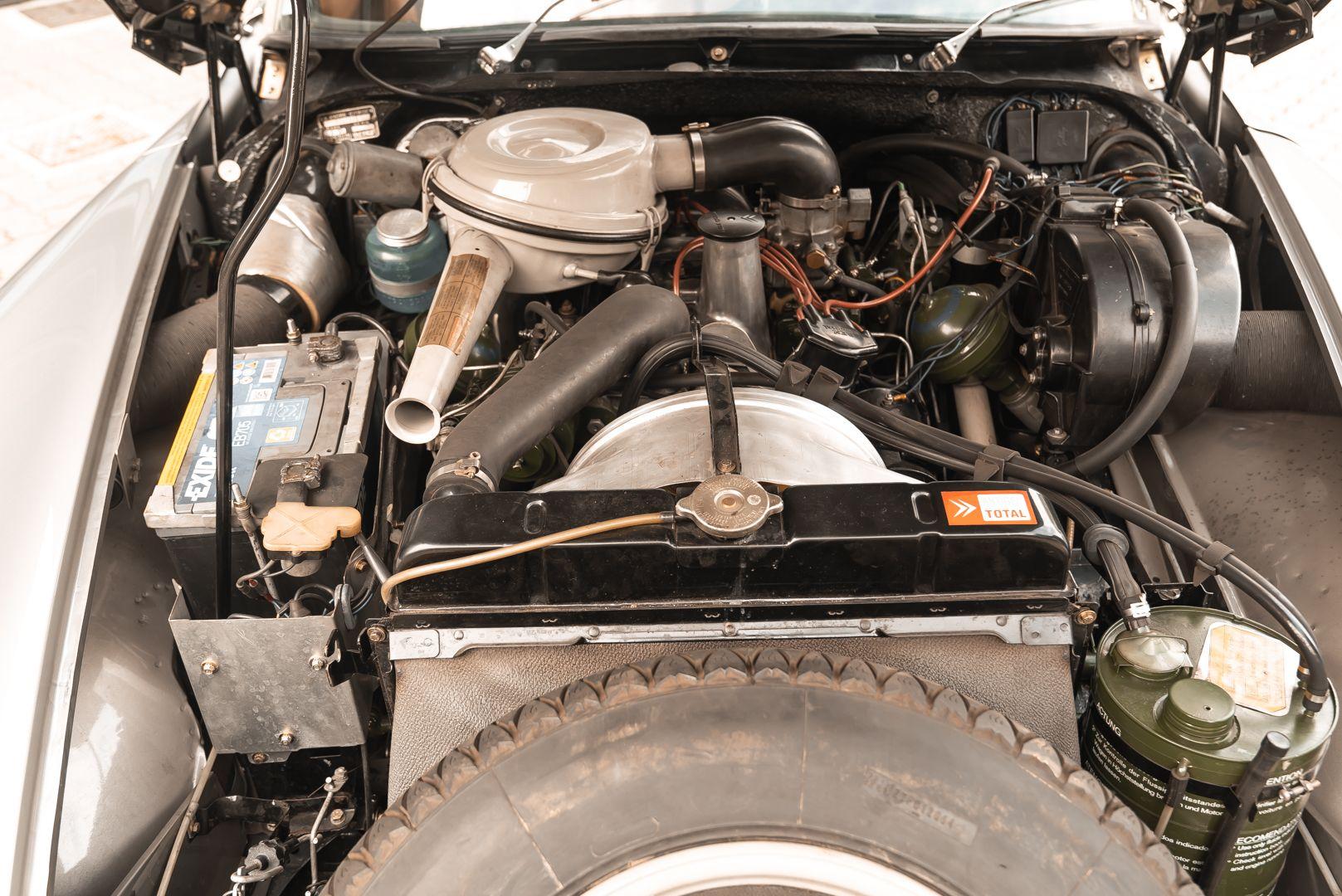 1967 Citroen DS 21 Pallas 80936