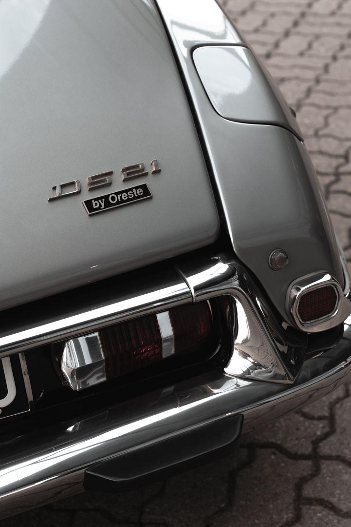 1967 Citroen DS 21 Pallas 80897