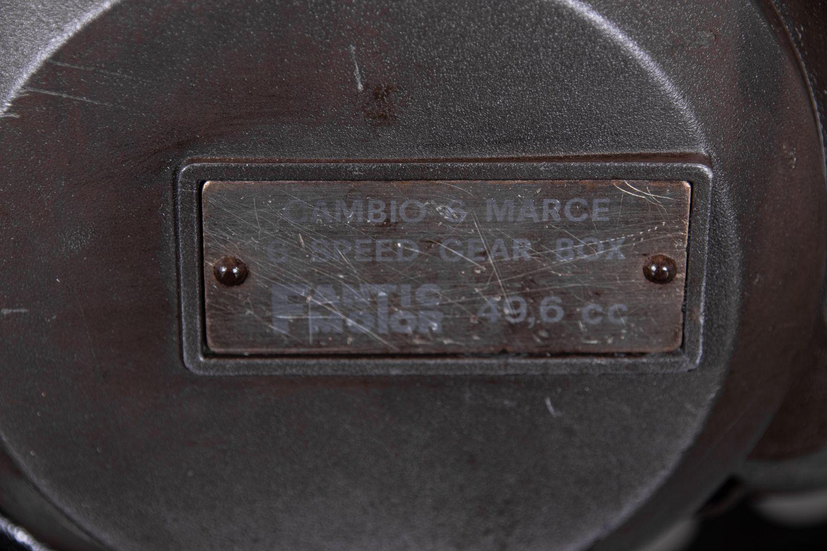 1977 Fantic Motor Caballero 50 Super 6M TX 190 64686