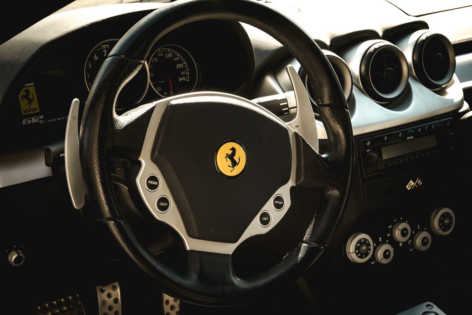 2005 Ferrari 612 Scaglietti F1 63579