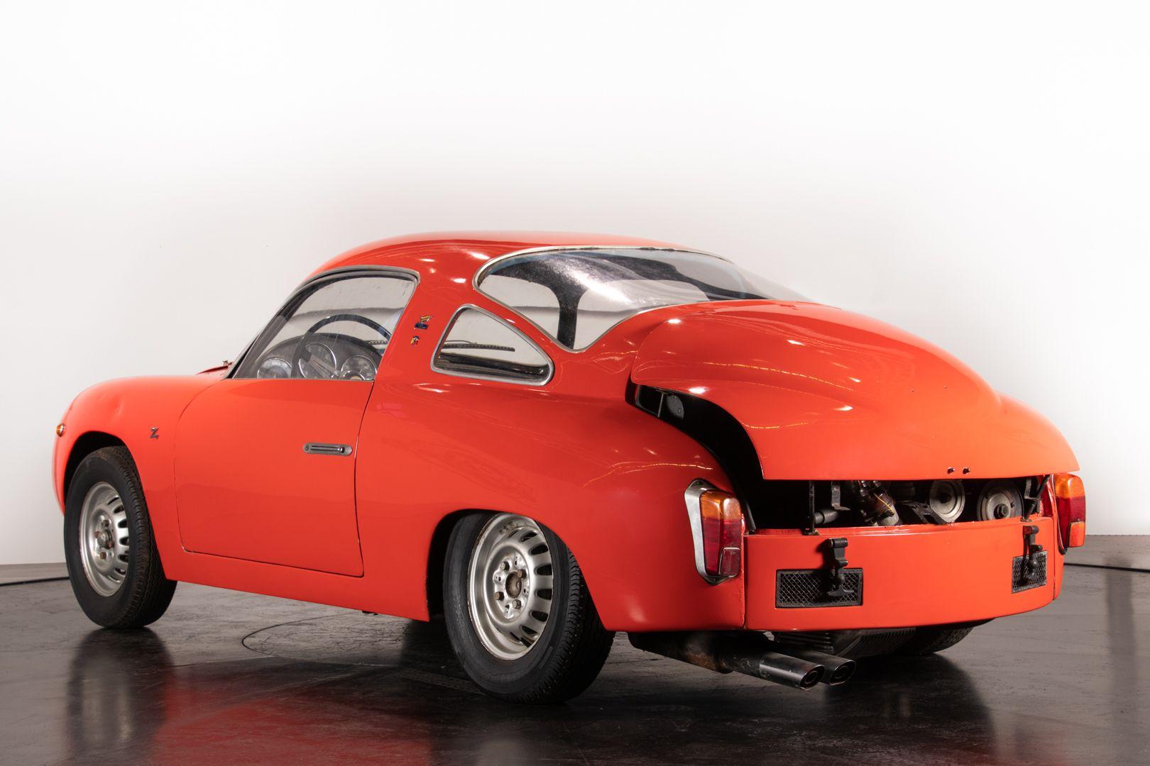 1960 Fiat Abarth 750 Bialbero record Monza 33321