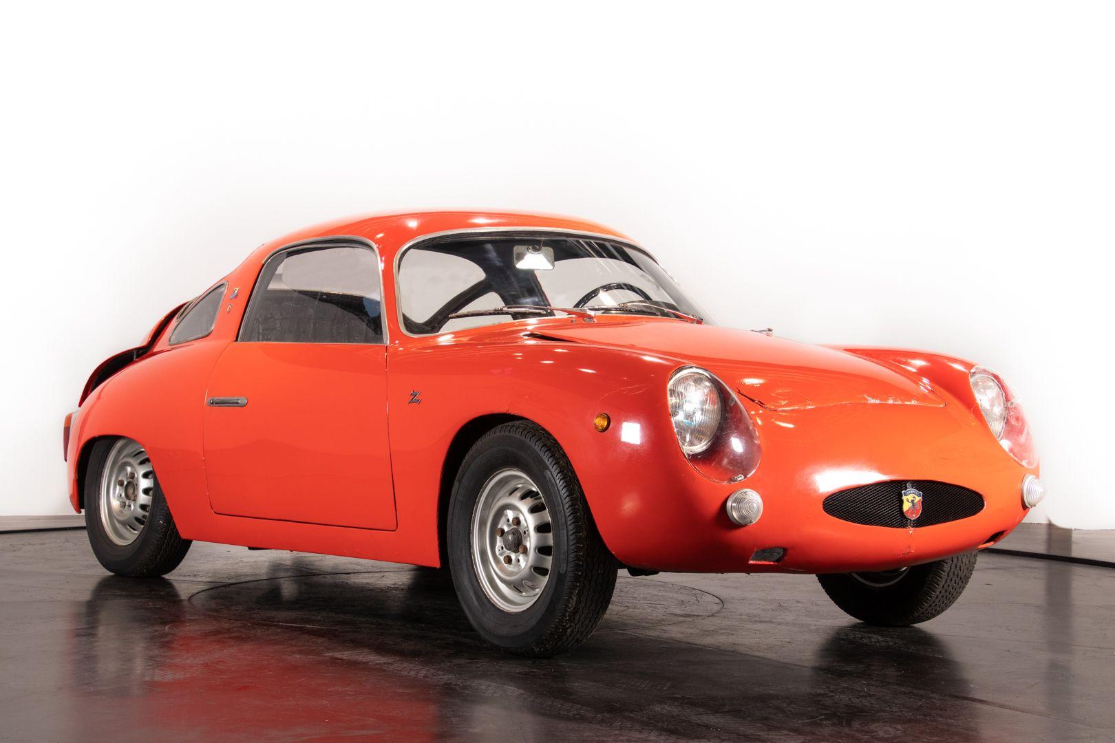 1960 Fiat Abarth 750 Bialbero record Monza 33315