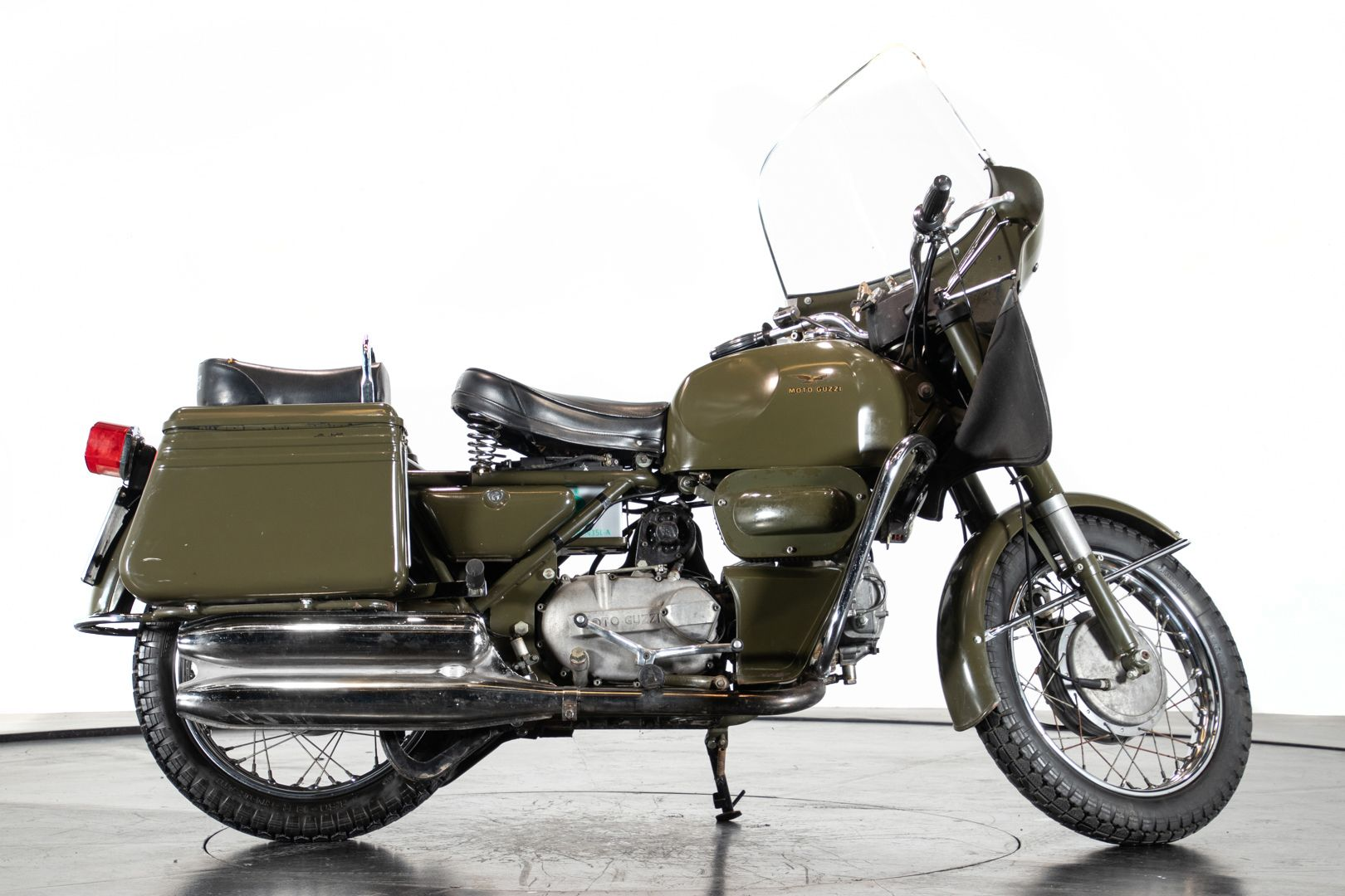 1982 Moto Guzzi Nuovo Falcone 500 42389