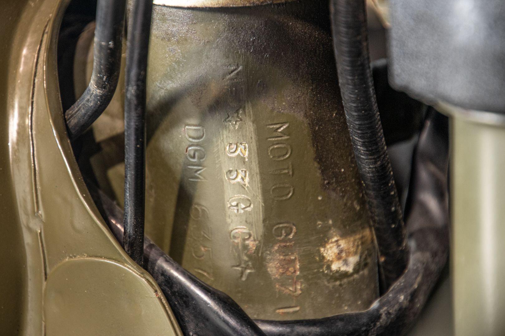 1982 Moto Guzzi Nuovo Falcone 500 42407