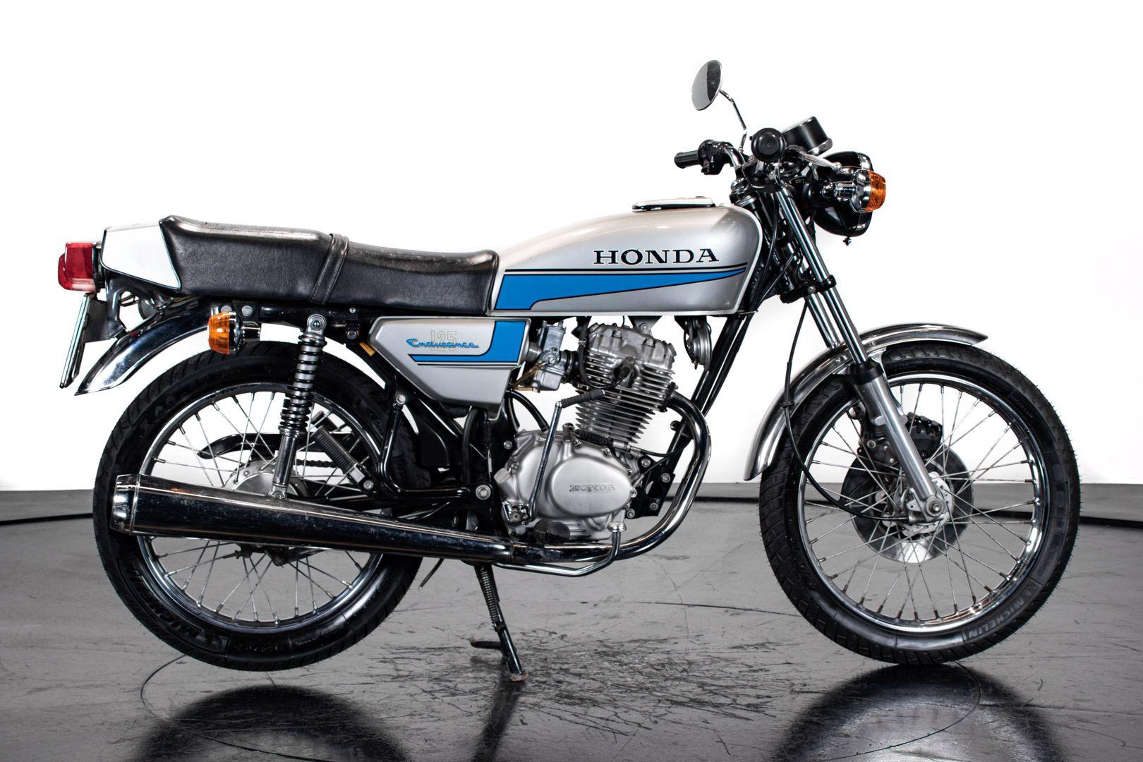 1978 Honda 125 Endurance 82344