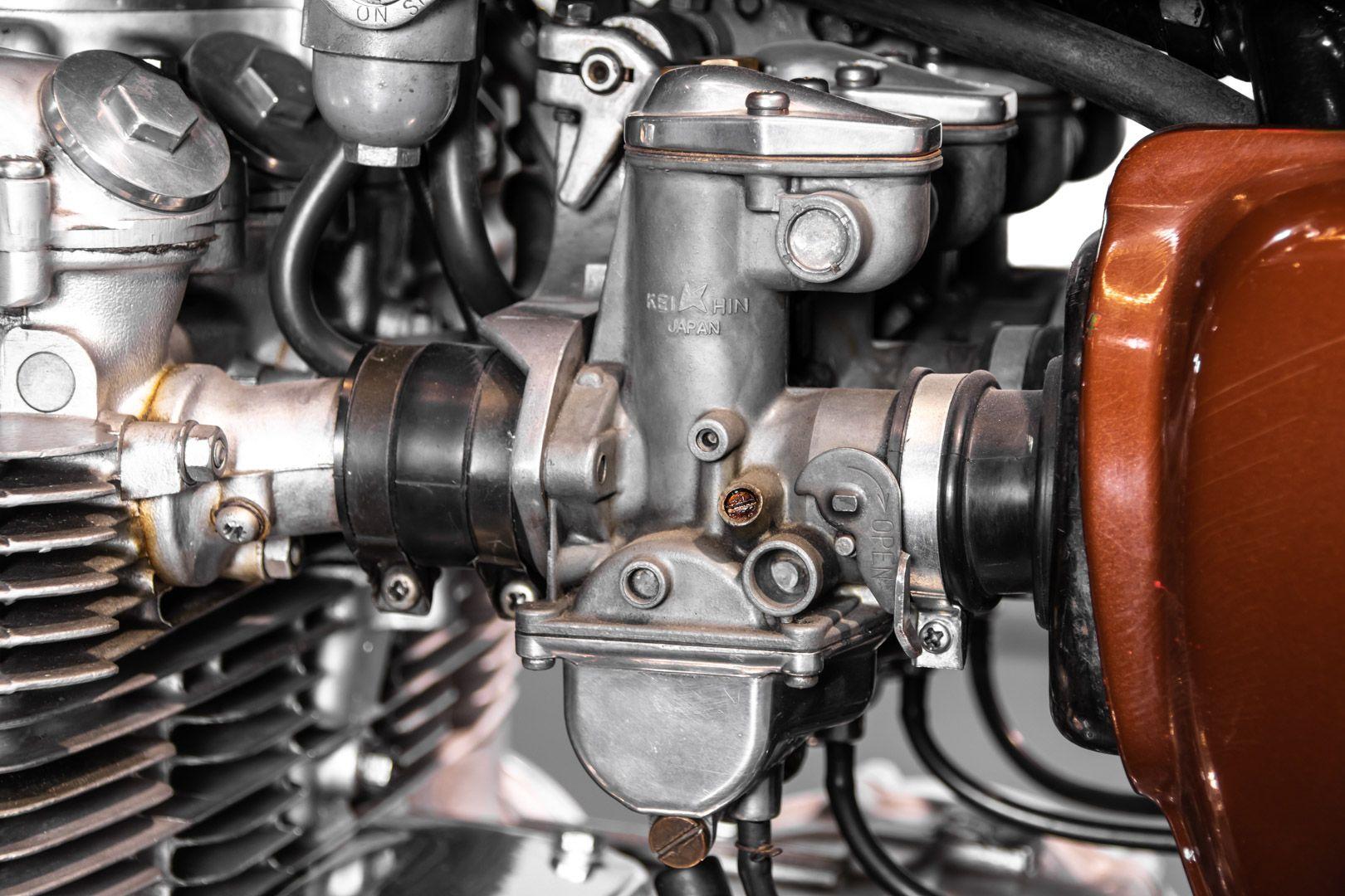 1972 Honda CB 500 Four 84091