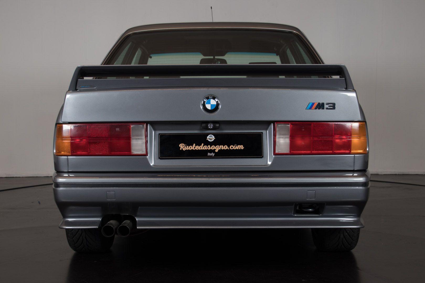 """1990 BMW M3 e30 - """"JOHNNY CECOTTO"""" 16689"""