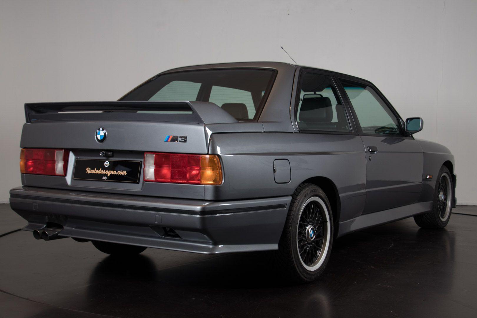 """1990 BMW M3 e30 - """"JOHNNY CECOTTO"""" 16693"""