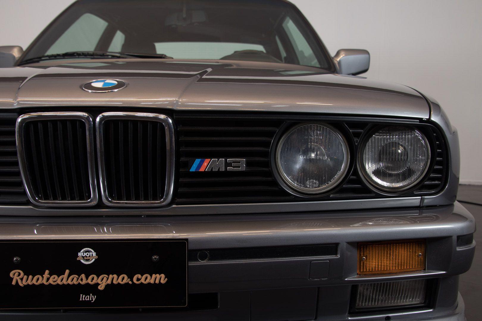 """1990 BMW M3 e30 - """"JOHNNY CECOTTO"""" 16699"""