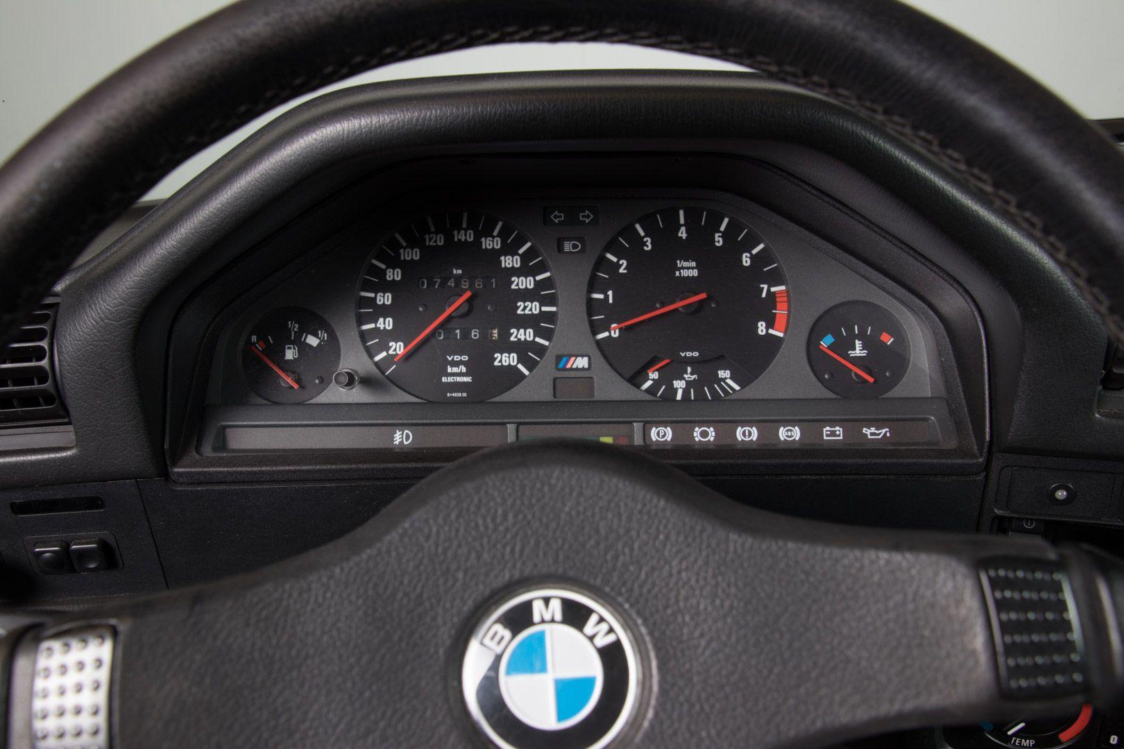 """1990 BMW M3 e30 - """"JOHNNY CECOTTO"""" 16706"""