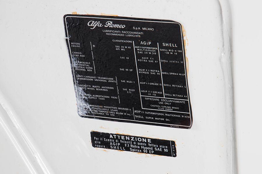 1967 Alfa Romeo GTA 1600 Stradale 15758