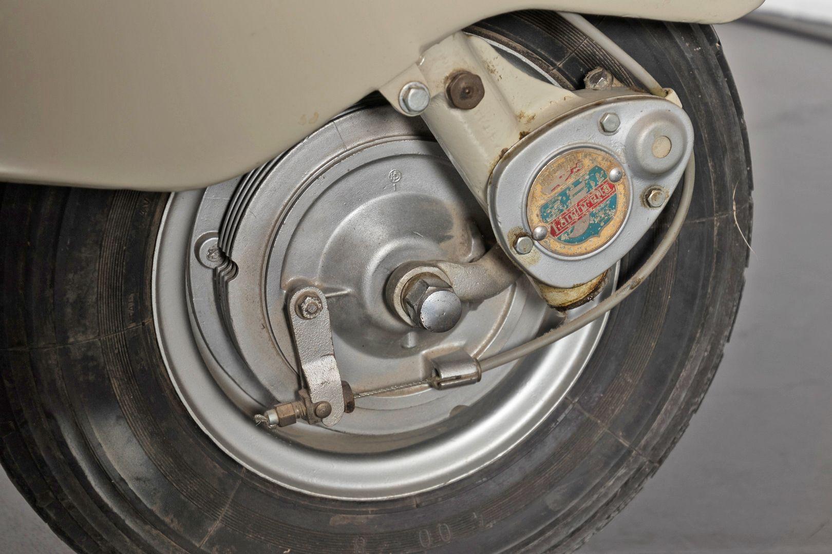 1954 Innocenti Lambretta 125 LD Avviamento Elettrico 36730