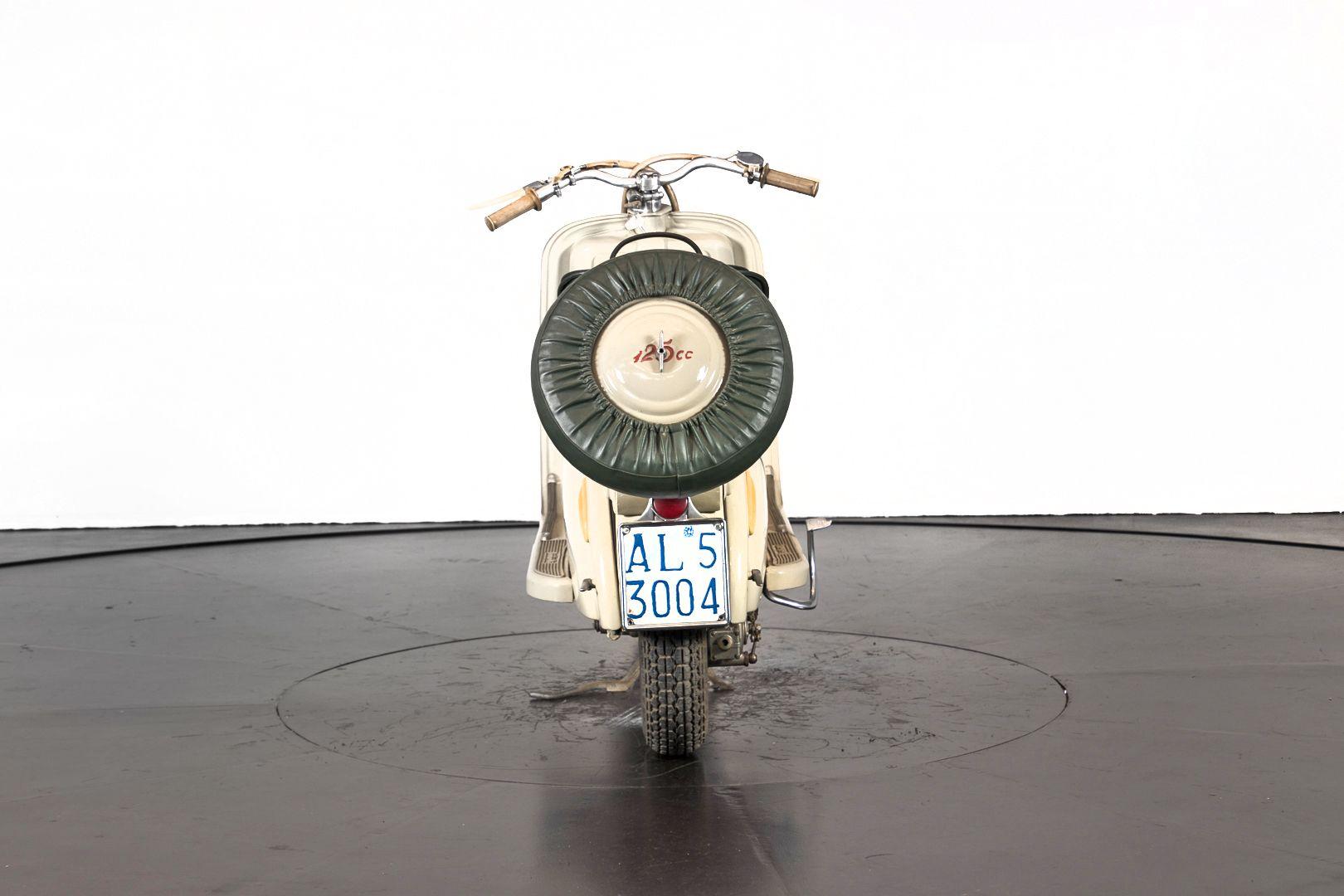 1954 Innocenti Lambretta 125 LD Avviamento Elettrico 36723