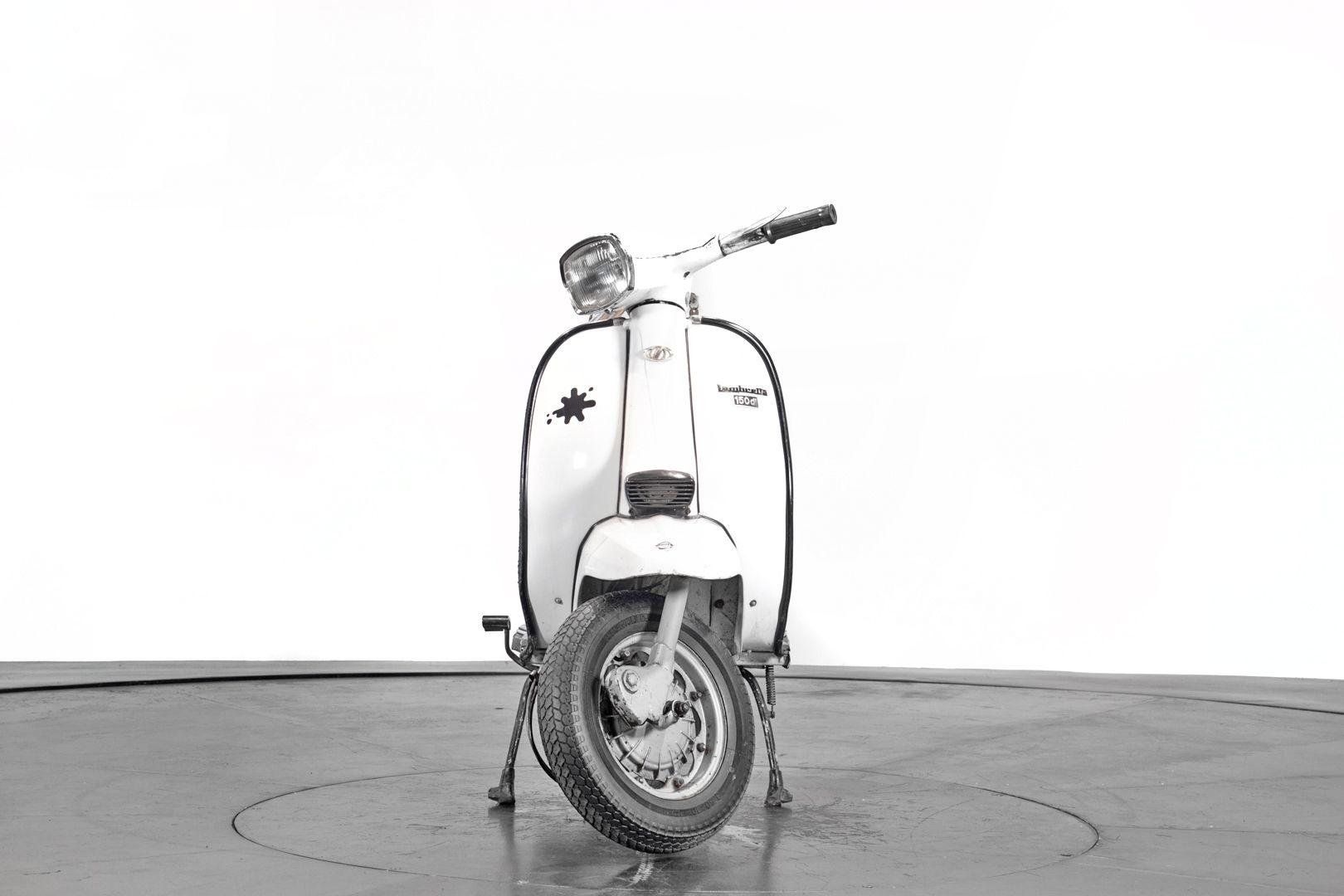 1970 Innocenti Lambretta 150 DL 38648