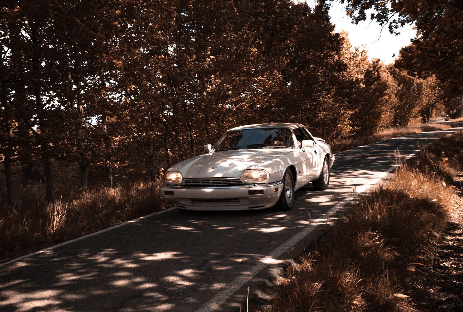 1995 Jaguar XJS Convertible V12 70437
