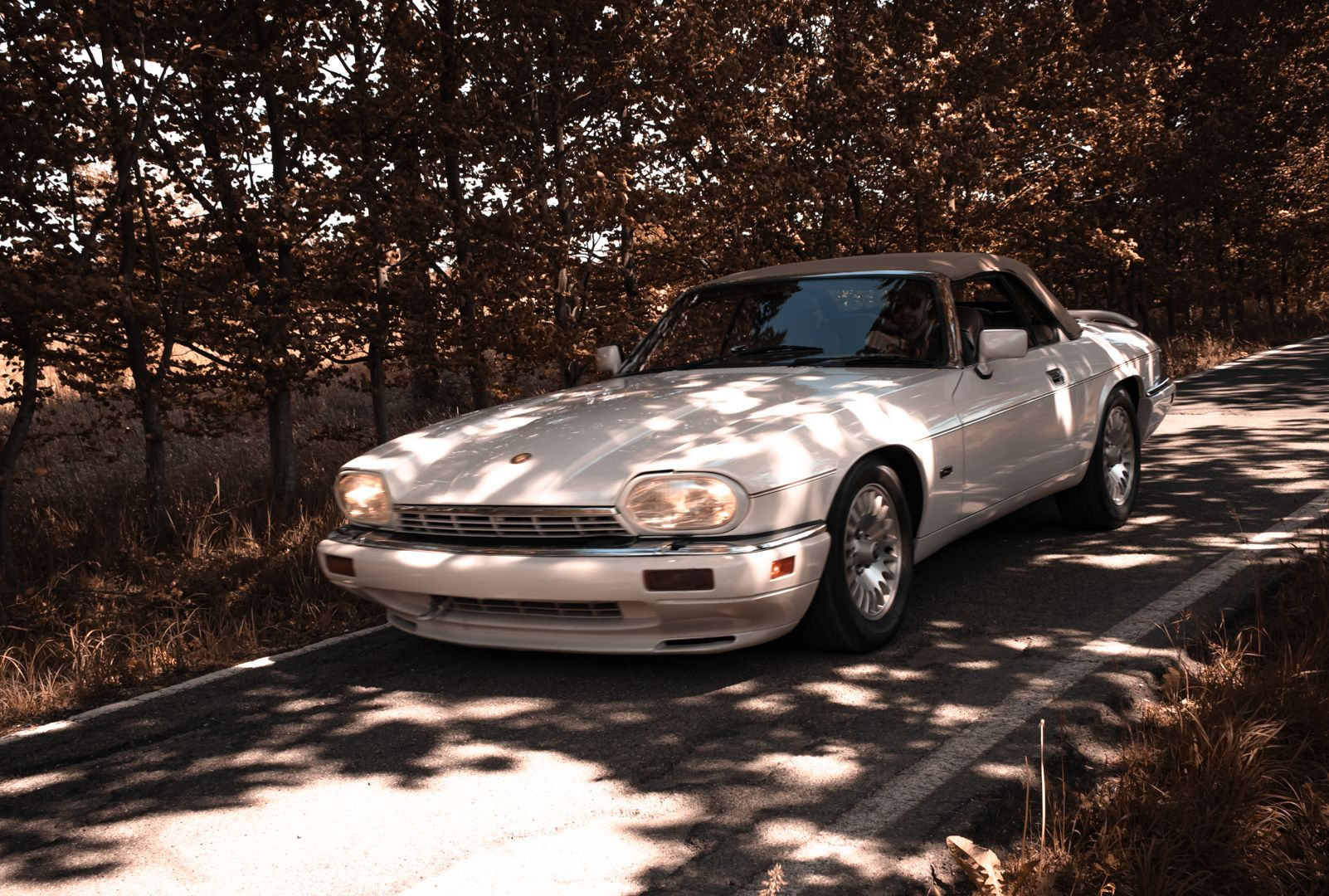 1995 Jaguar XJS Convertible V12 70438