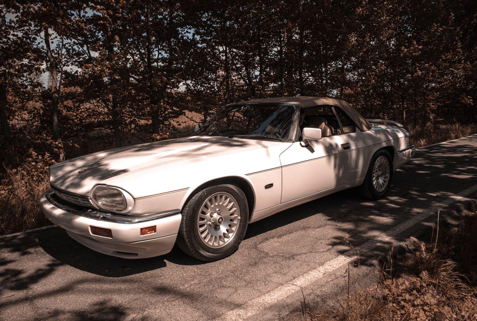 1995 Jaguar XJS Convertible V12 70436
