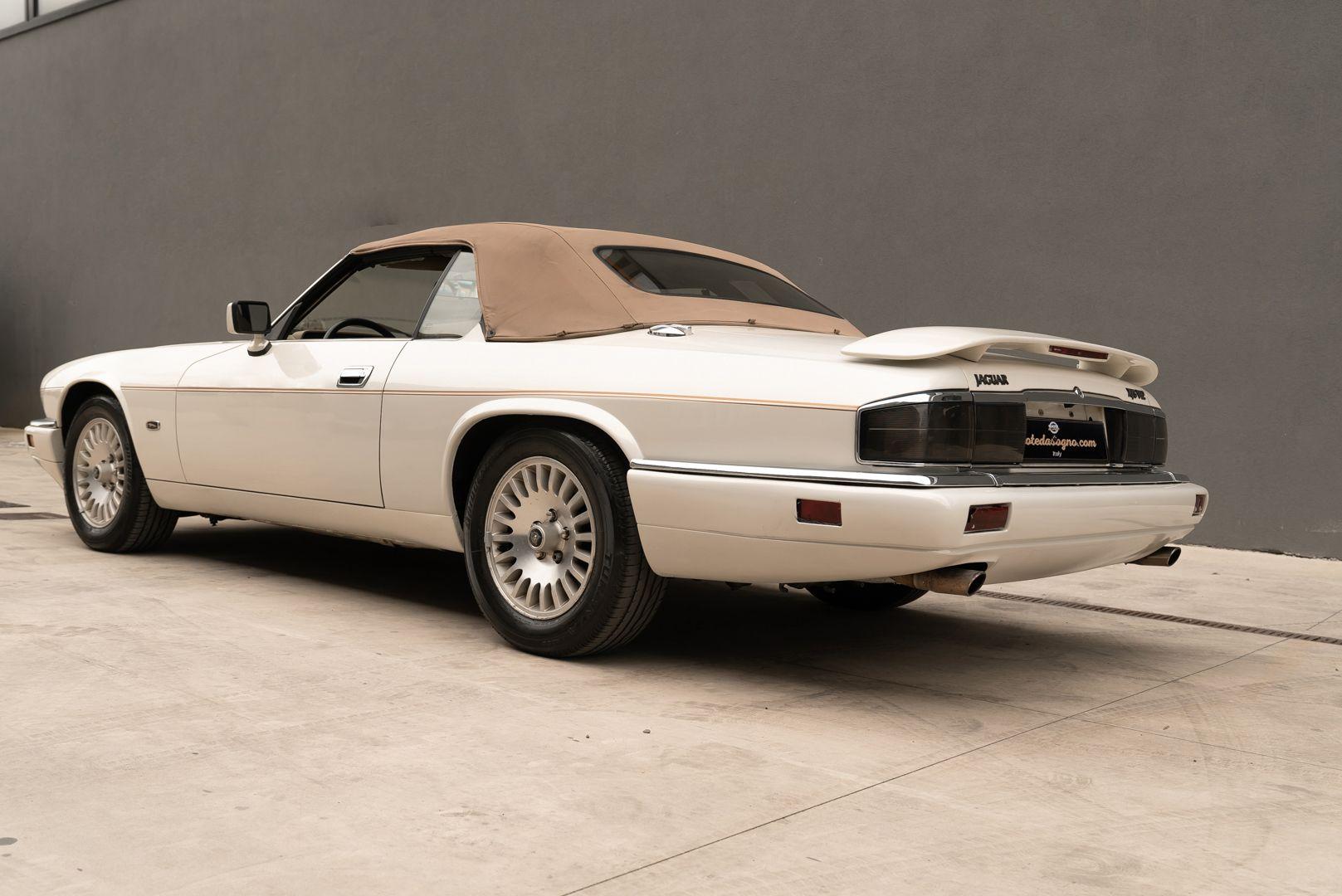 1995 Jaguar XJS Convertible V12 69346