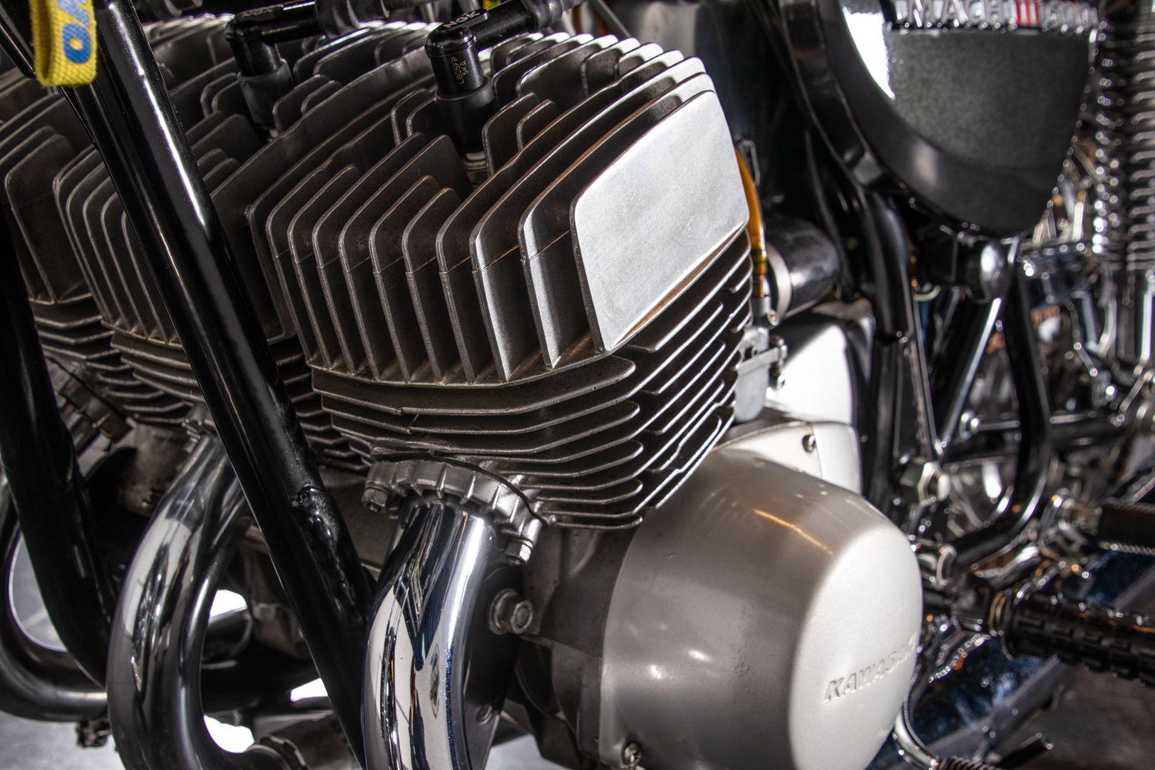 1970 Kawasaki 500 H1 44383