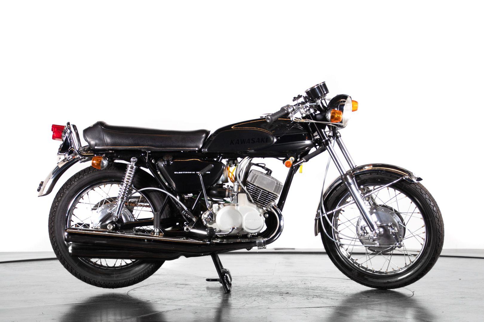1970 Kawasaki 500 H1 44374